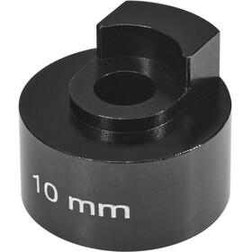 Thule Koppelingsadapter dropout spacer 10 mm zwart